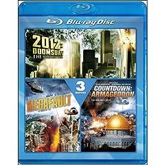 2012: Doomsday / Megafault / Countdown: Armageddon [Blu-ray]