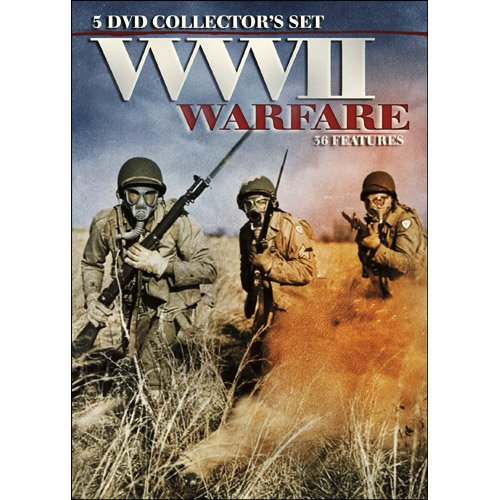 WWII Warfare Collectors Set V.3