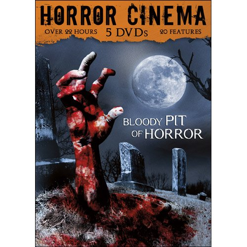 Horror Cinema V.4