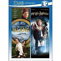 Mysterious Island / Merlin's Apprentice