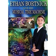 Ethan Bortnick & His Musical Time Machine (DVD/CD)