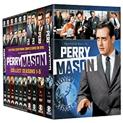 Perry Mason: Five Season Pack