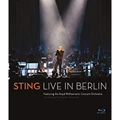 Sting Live In Berlin [Blu-ray]