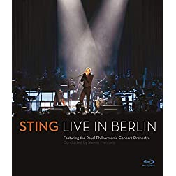 Sting Live In Berlin [Blu-ray]