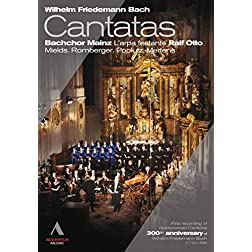 Rediscovered Cantatas