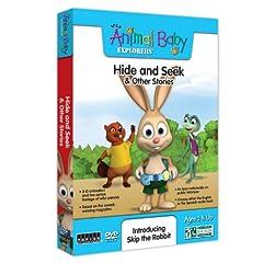 Wild Animal Baby Explorers: Hide & Seek & Other Stories