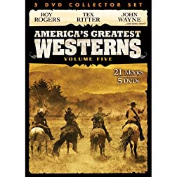 Great American Western Collector's Set V.5