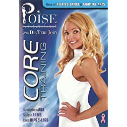 Dr. Teri Jory's Core Training Fusing Pilates, Dance and Martial Arts Workout