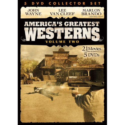 Great American Western Collector's Set V.2