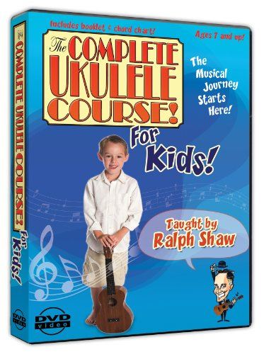 The Complete Ukulele Course for Kids