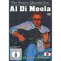 Sturcz Quartet Feat. Al Di Meola - Live In Tokyo