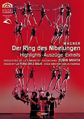 Der Ring Des Nibelungen - Highlights