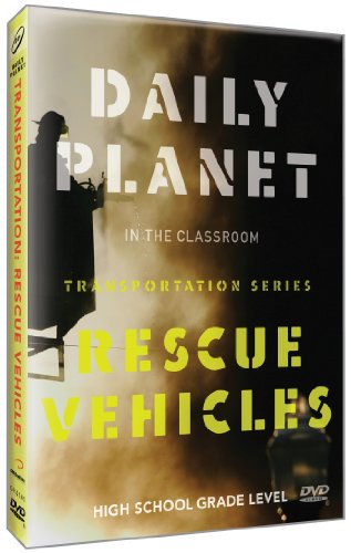 Daily Planet: Rescue Vehicles