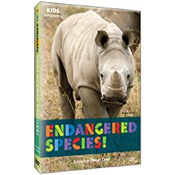 Kids @ Discovery: Endangered Species!
