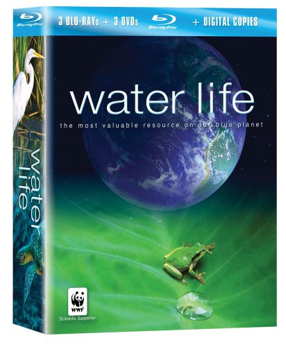 Water Life Collection [Blu-ray plus DVD and Digital Copy]