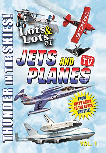 Lots and Lots of JETS and PLANES DVD Vol. 1