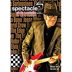 Spectacle: Elvis Costello with... (Season 2)