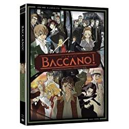 Baccano: The Complete Series (Viridian Collection)