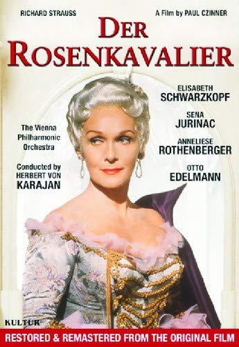 Der Rosenkavalier: The Film [Blu-ray]