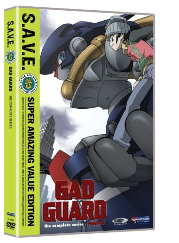 Gad Guard: Box Set S.A.V.E.
