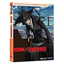 Gun X Sword: The Complete Box Set