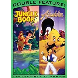 Jungle Book & Aladdin