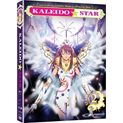 Kaleido Star: Season Two with Bonus OVA