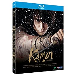 Kamui Gaiden: Movie [Blu-ray]