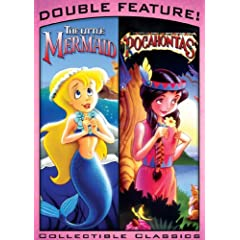 Little Mermaid/Pocahontas