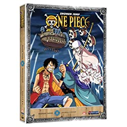 One Piece: Season Three, Fourth Voyage