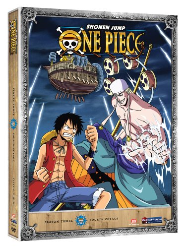 One Piece: Season Three, Fourth Voyage