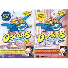 Oscar's Orchestra 1 & 2: Intro to Classical Music for Children