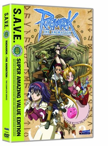 Ragnarok: The Complete Box Set S.A.V.E.