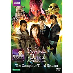 The Sarah Jane Adventures: The Complete Third Season