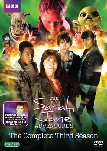 The Sarah Jane Adventures: The Complete Third Season