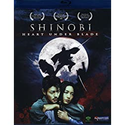 Shinobi - Heart Under Blade [Blu-ray]