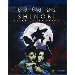 Shinobi - Heart Under Blade [Blu-ray]