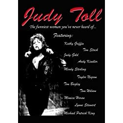 Judy Toll; The Funniest Woman You've Never Heard Of