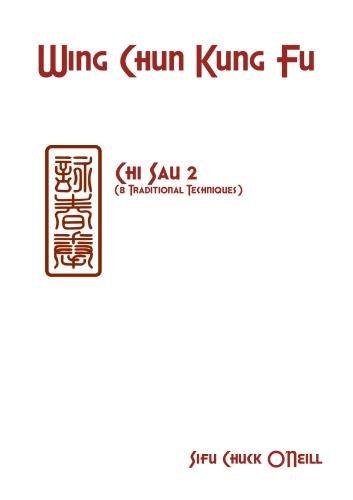 Wing Chun: Chi Sau 2