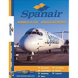 Spanair Airbus A320 & Douglas MD80
