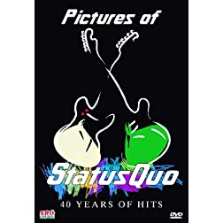 Pictures of Status Quo - Profile of the Psychedelic Rock Band