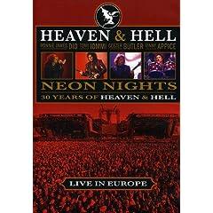 Neon Nights: 30 Years of Heaven & Hell- Live at Wacken DVD