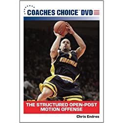 The Structured Open-Post Motion Offense