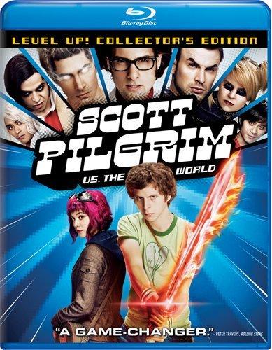 Scott Pilgrim vs. the World (Two-Disc Blu-ray/DVD Combo + Digital Copy)