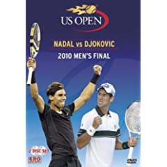 2010 US Open Men's Tennis Final - Nadal vs Djokovic