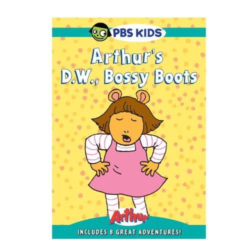 Arthur: D.W., Bossy Boots