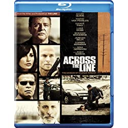 Across the Line [Blu-ray]