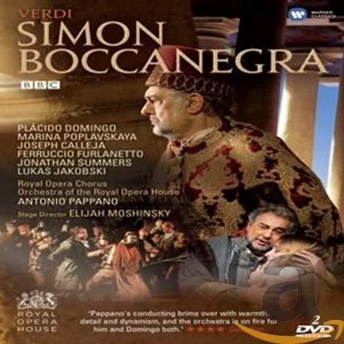 Verdi: Simon Boccanegra (2DVD)
