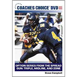 Option Series From the Spread Gun: Triple, Midline, and Zone