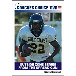 Outside Zone Series From the Spread Gun